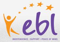 EBL Disability Services logo